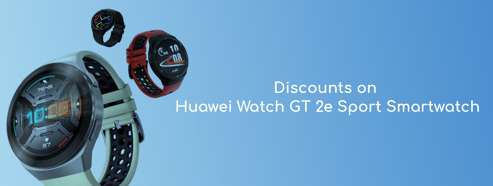 Flipkart Huawei Watch GT 2e Sport Smartwatch
