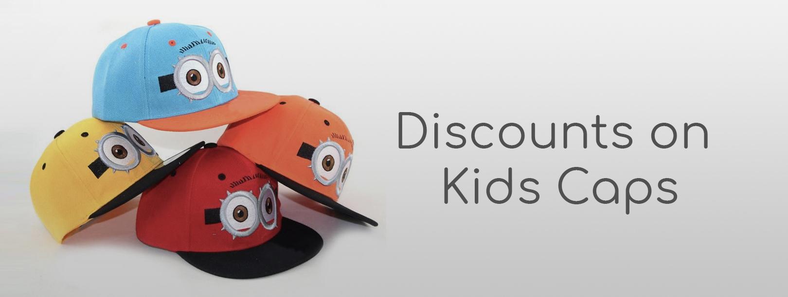Flipkart Kids Caps