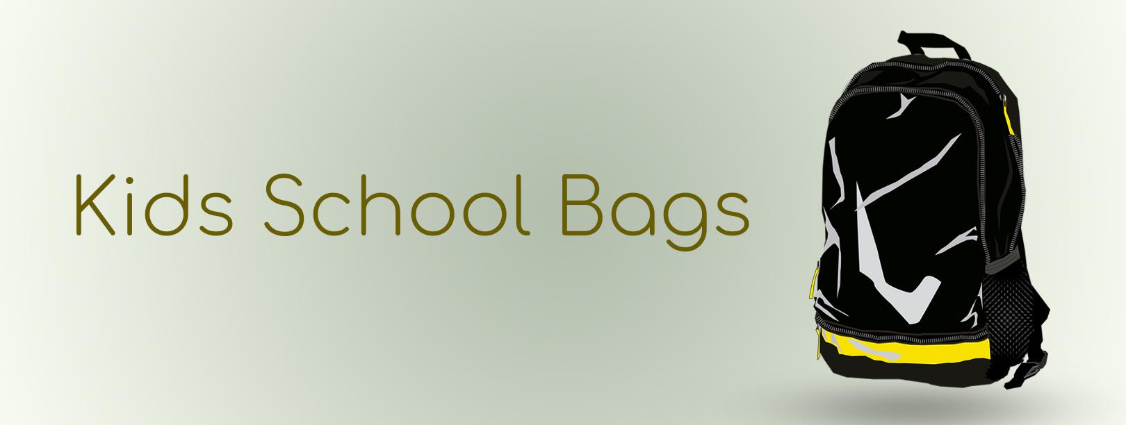 Flipkart School Bags