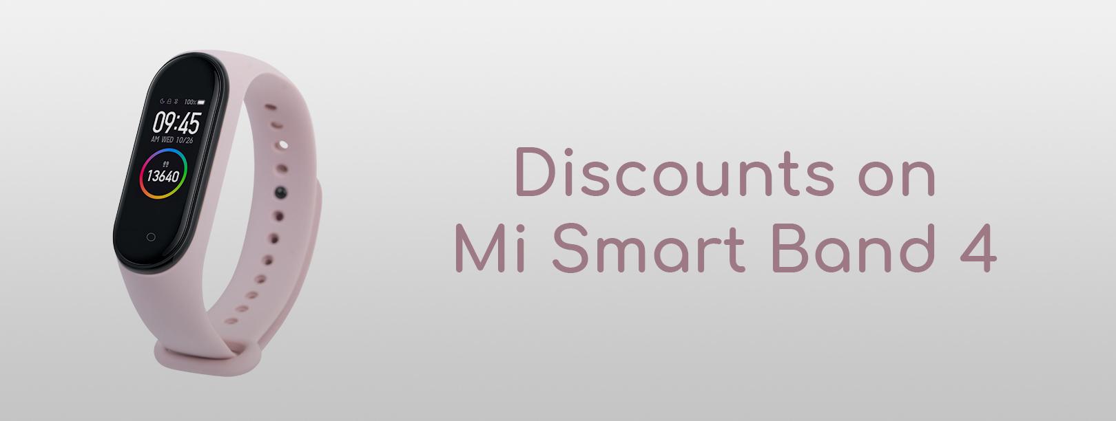 Flipkart Mi Smart Band 4