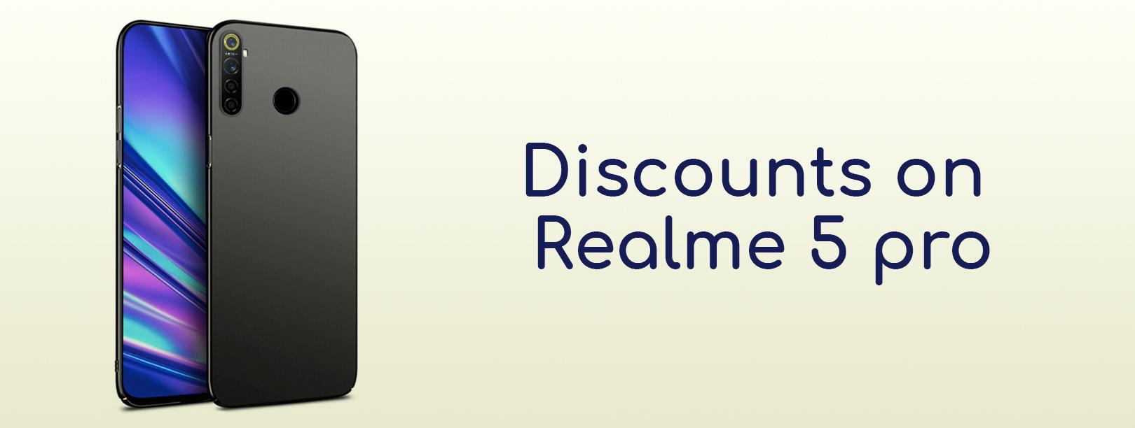 Flipkart Realme 5 Pro