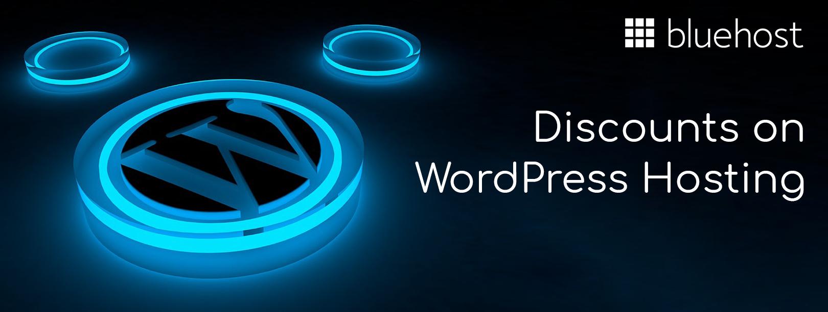 Bluehost WordPress Hosting
