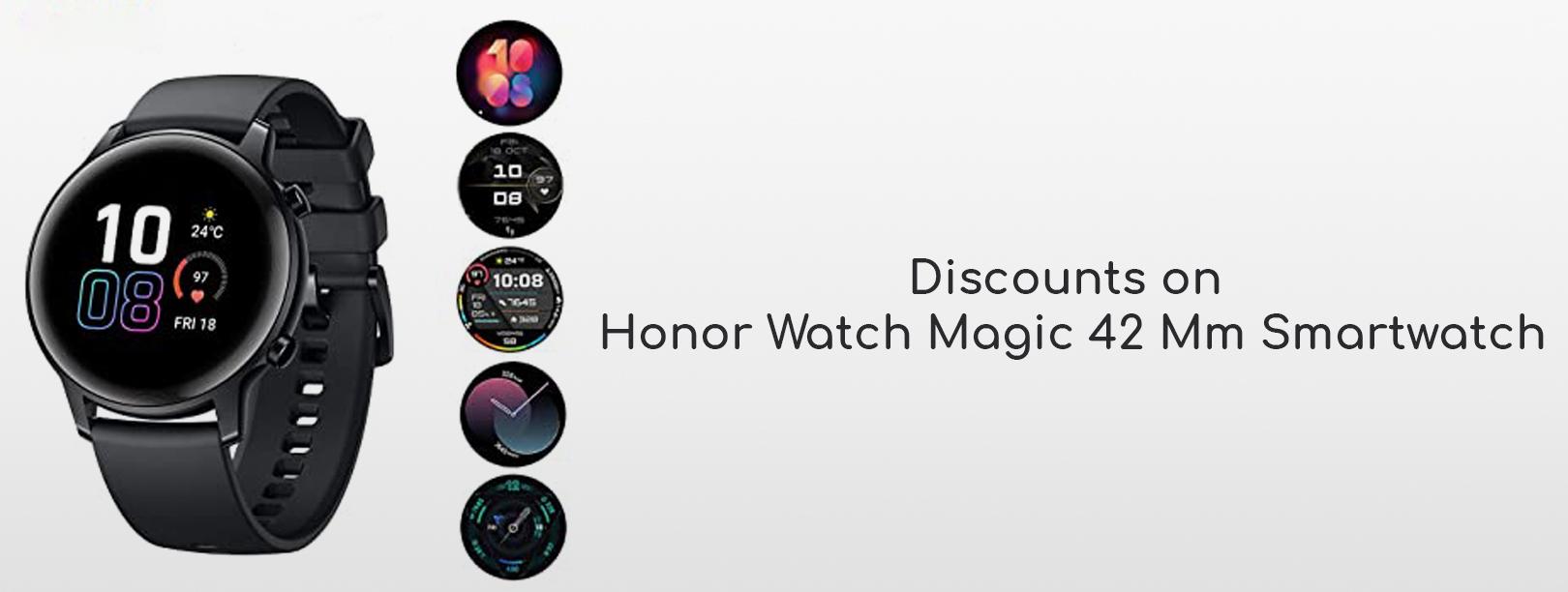 Flipkart Honor Watch Magic 42 Mm Smartwatch