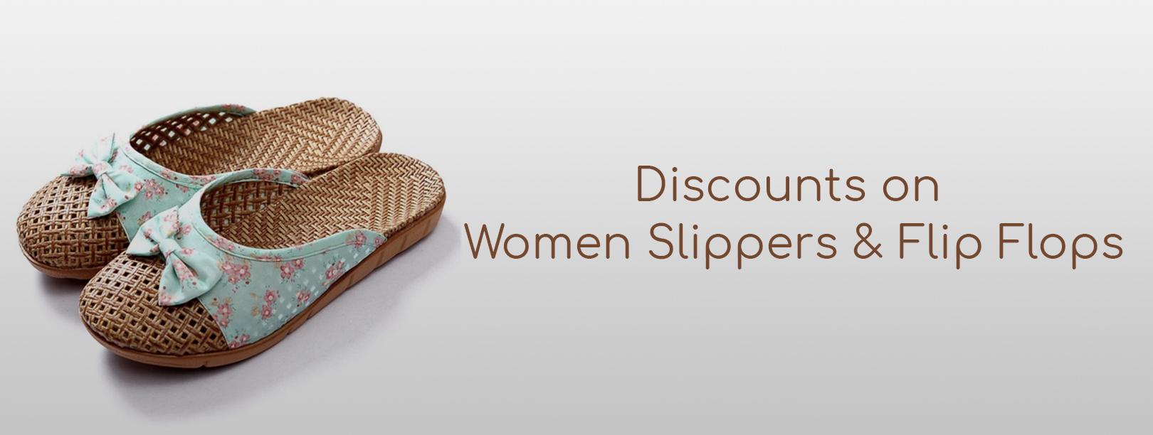 Flipkart Women Slippers & Flip Flops